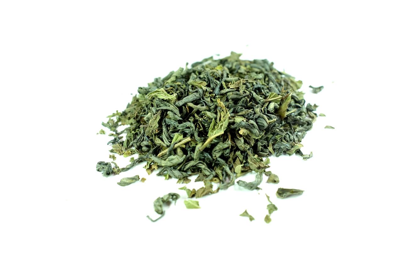 Thé-Vert-Menthe